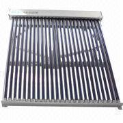 Non-pressurized 3.3 borosilicate vacuum tube solar collector from China (mainland)