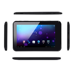 Tablet PCs from China (mainland)