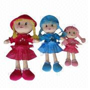 Plush Toy Dolls from China (mainland)
