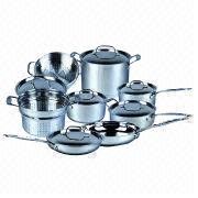 Stainless Steel Cookware Set from China (mainland)