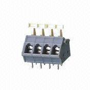 PCB Spring Terminal Block from China (mainland)