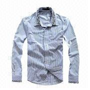 Men's shirt from China (mainland)
