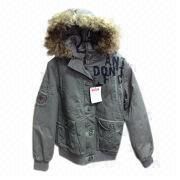 Winter jacket from China (mainland)