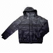 Men's down wear from China (mainland)