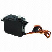 Plastic gear servo from China (mainland)