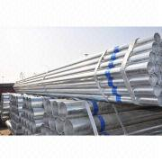 Steel tubes from China (mainland)