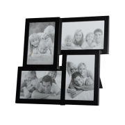 China Wood collage frame/4-opening frame for 4 photos