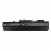 China 11.1V/6600mAh 73.3Wh Li-ion Battery for Acer Aspire One A110 A150