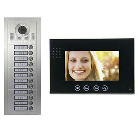 Wired Video Door Phone from China (mainland)