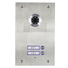 Video Intercom System with HD Camera, Wired Door Phone