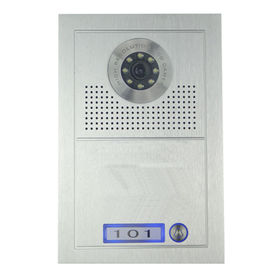 China Video Intercom System with HD Camera, 420TVL Resolution