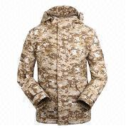 Winter camouflage military clothing from China (mainland)