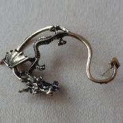 Metal Earrings from China (mainland)