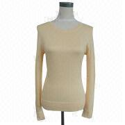 Women's knitted pullover from China (mainland)