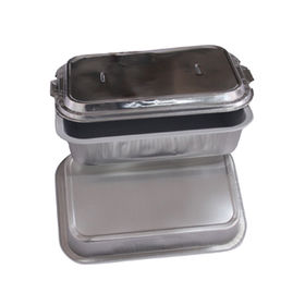 Foil containers from China (mainland)
