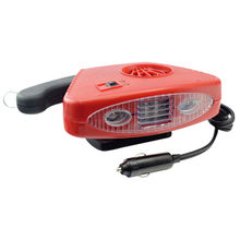 12V Portable Heater Fan, Swing-out Handle, Used Heater as Spot Defroster
