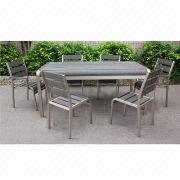 Outdoor Plywood Dining Furniture from China (mainland)