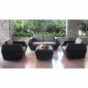 Outdoor rattan furniture set from China (mainland)