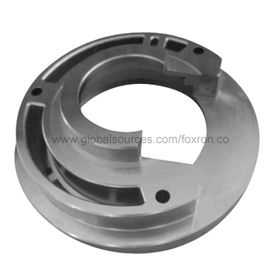 OEM stainless steel CNC lathe turned parts from China (mainland)