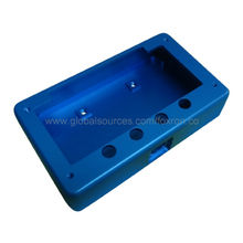 2013 New Design Custom Aluminum 6061 CNC Machined Boxes from China (mainland)