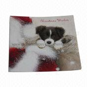 Christmas Paper Greeting Card from China (mainland)