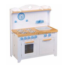 2013 Kids' Wooden Pretend Play Kitchen Toy Manufacturer