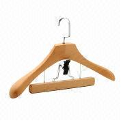 Wooden clothes hangers from China (mainland)