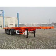 Container Semi-trailer Manufacturer