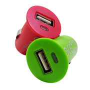 5V 1A Car Charger, Various Colors are Available from Shenzhen Fujia Appliance Co.,Ltd
