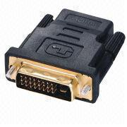 China HDMI A Female/DVI Adapter