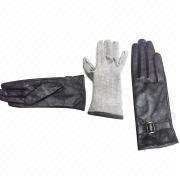 Sheep Leather Gloves from China (mainland)