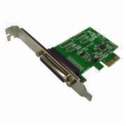 PCI-E Parallel Cards from China (mainland)