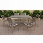 Plywood Outdoor Dining Table from China (mainland)