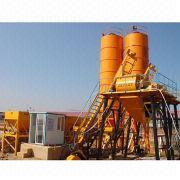 Concrete Batching/Mixing Plant Manufacturer