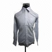 Polyester Dress Shirt from Hong Kong SAR