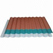 PVC roof sheets from China (mainland)