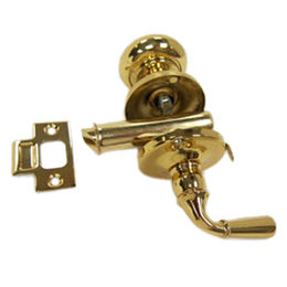 Brass Combination Screen Door Lockset from Kin Kei Hardware Industries Ltd