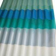 PVC Corrugated Sheet from China (mainland)