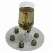 Artistic Flower Blooming Tea Manufacturer