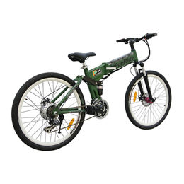 Folding mountain electrical bicycle from China (mainland)