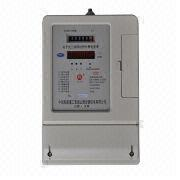 IC-card Electric Prepaid Energy Meter from China (mainland)