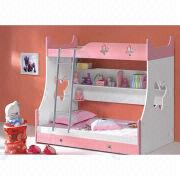 China Furniture Bunk Bed Medium-density Fiberboard from China (mainland)