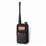 China Two-way Radio with 0.5W Transmitter Power and Built-in Digital FM Radio Receiver