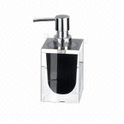 China Clear Acrylic/resin 170ml Soap Dispenser For Hotel ...