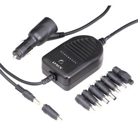 Universal Laptop Car DC Adapter LS-CR90AH from China (mainland)