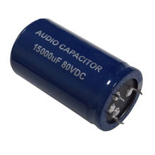 Guided Current Audio Capacitor 2T