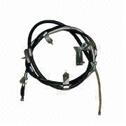 Hand Brake Cable from China (mainland)