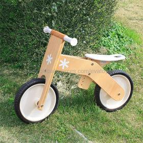 2013 Two Wheels Wooden Kids Balance Bike