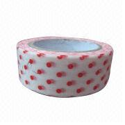 Rice Paper Decorative Craft Tape from China (mainland)