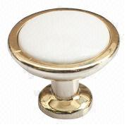 China Cabinet Handle/Furniture Knob, Made of Zinc Alloy Material